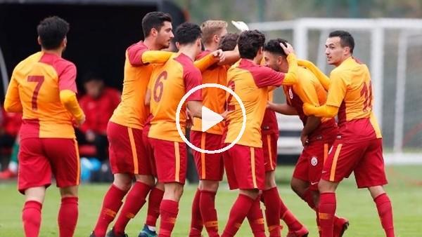 Galatasaray U21 3-1 Konyaspor U21 (Maç özeti)