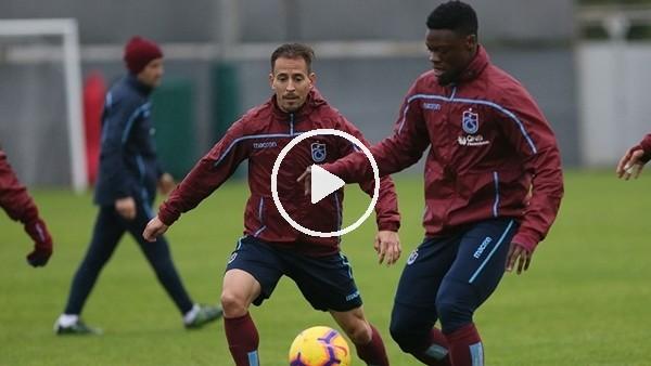 Trabzonspor, Fenerbahçe maçı hazırlıklarını başladı
