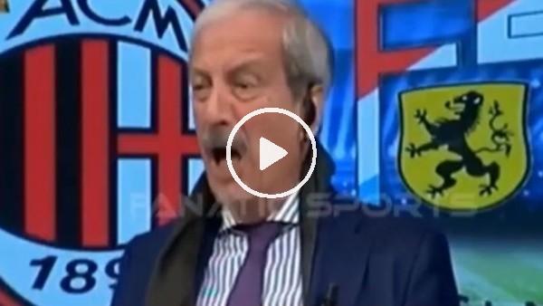 'Hakan Çalhanoğlu attı, İtalyan spiker çıldırdı...