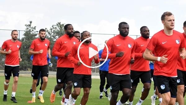 'Erzurumspor'da Antalyaspor maçı hazırlıkları
