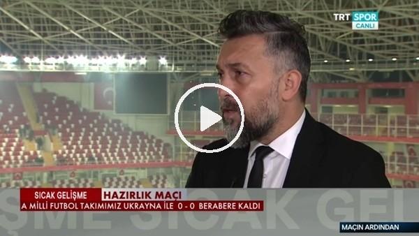 """'Serkan Reçber: """"Lucescu'nun tercihlerini anlamakta zorlanıyorum"""""""
