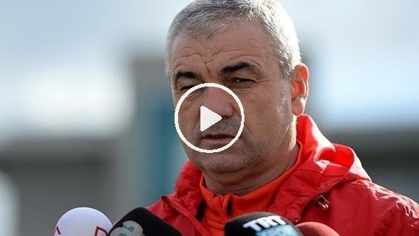 'Rıza Çalımbay'dan Konyaspor'a tepki