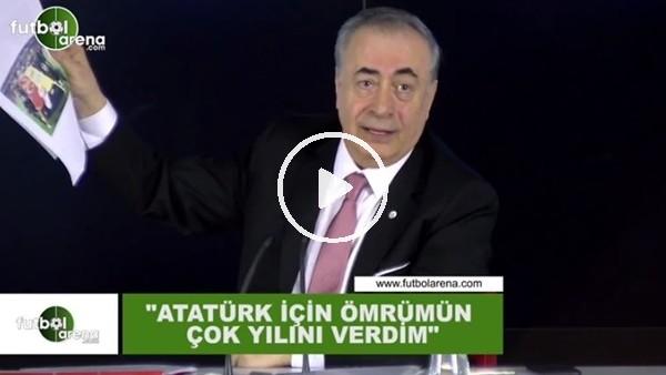 """Mustafa Cengiz: """"Atatürk için ömrümün çok yılını verdim"""""""