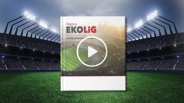 'Futbol Ekonomi Raporu - EkoLig lansmanı