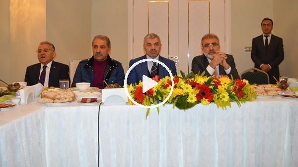 'Erol Bedir'in Kayserispor Zirvesi'ndeki açıklamaları