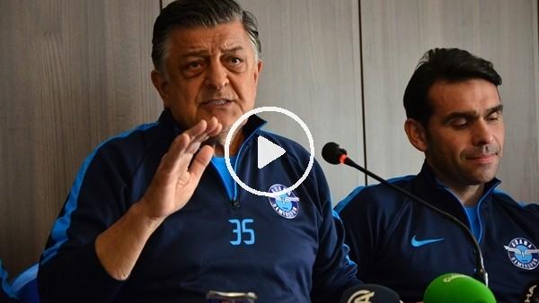 """'Yılmaz Vural: """"Adana Demirspor, Süper Lig'e çıksın diye 24 saat çalışacağız"""""""