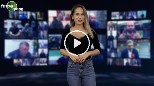 'FutbolArena haber turu (14 Kasım 2018)