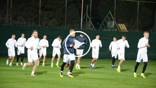 'Ukrayna, Türkiye maçına hazır