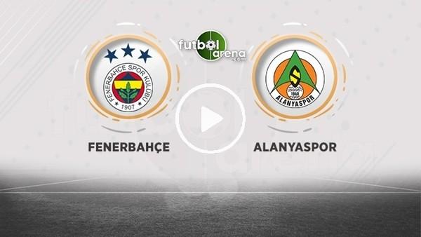 'FutbolArena TV'de Fenerbahçe - Alanyaspor maçı sonrası değerlendirmeler ve açıklamalar