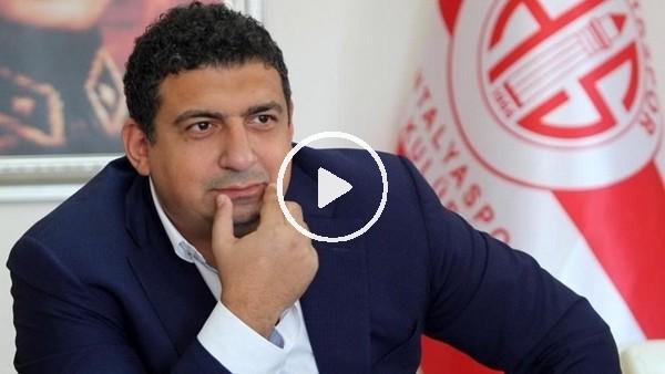 """'Ali Şafak Öztürk: """"Galatasarary'a yanlış yapıldı"""""""