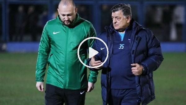 'Yılmaz Vural, Adana Demirspor ile ilk antrenmanına çıktı