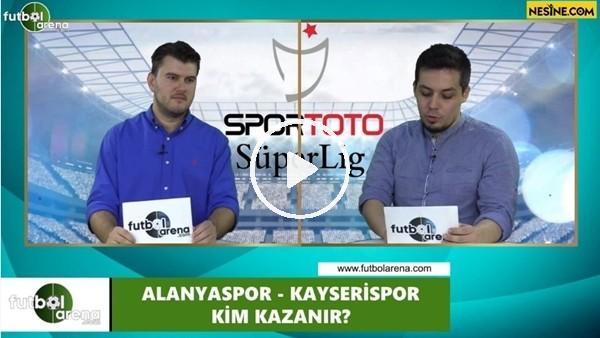 Alanyaspor - Kayserispor maçını kim kazanır?