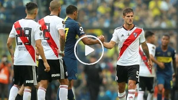 Boca Juniors 2-2 River Plate (Maç özeti ve golleri)