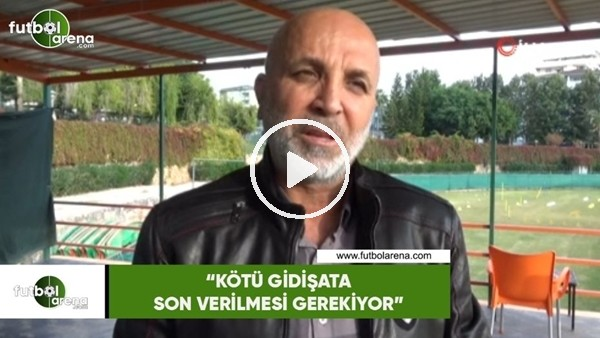 """'Hasan Çavuşoğlu: """"Kötü gidişata son verilmesi gerekiyor"""""""