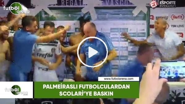 Palmeiraslı futbolculardan Scolari'ye baskın