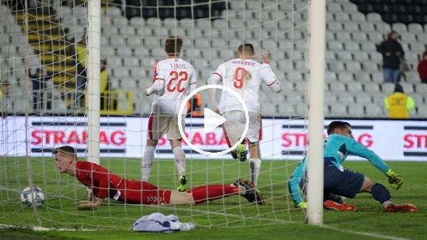 'Adem Ljajic milli formaya yine golünü attı