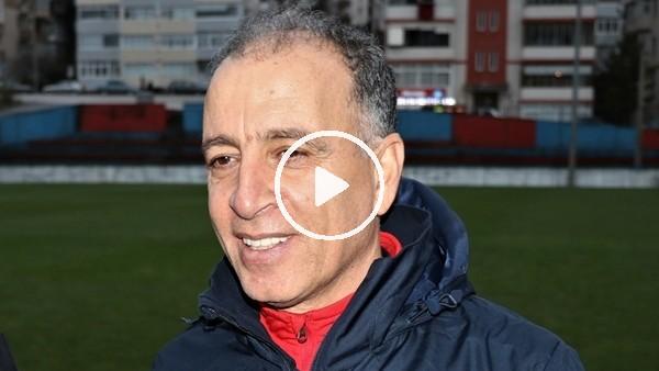 """'Taner Öcal: """"Hedefimiz iyi futbol iyi sonuç"""""""