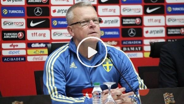 """'Janne Andersson: """"Kazanmak gurur verici"""""""