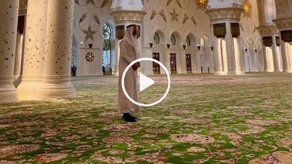 'Sergio Ramos'un camii ziyareti