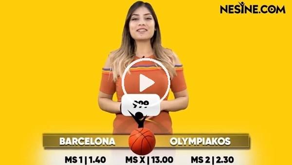 'Barcelona - Olympiakos TEK MAÇ Nesine'de! TIKLA & OYNA