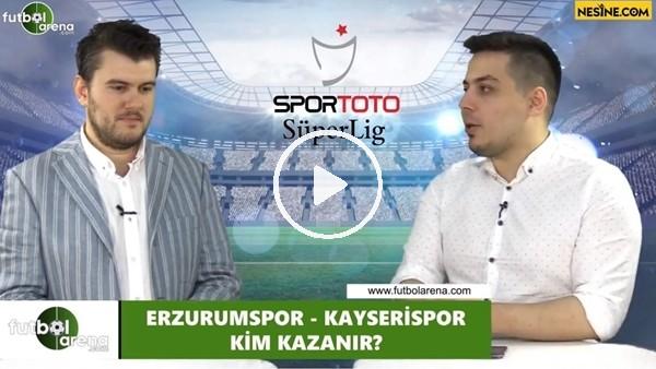 'Erzurumspor - Kayserispor maçını kim kazanır?