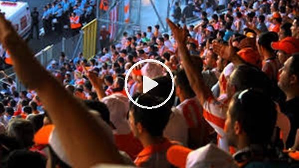 'Adanaspor taraftarından Yıldız Tilbe şarkısı