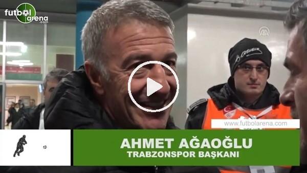 """'Ahmet Ağaoğlu, Beşiktaş maçı için iddialı konuştu! """"Böyle oynayalım yeter"""""""