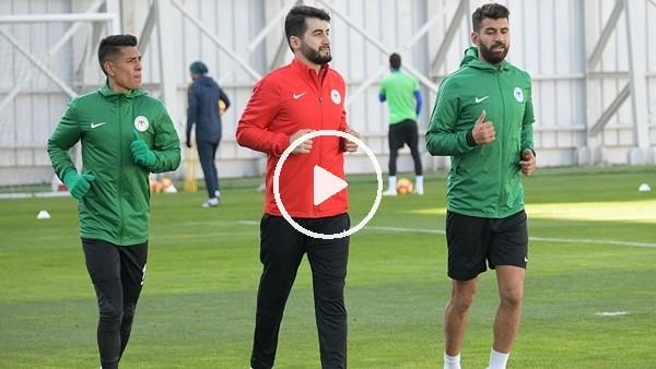'Konyaspor'da Kasımpaşa maçı hazırlıkları