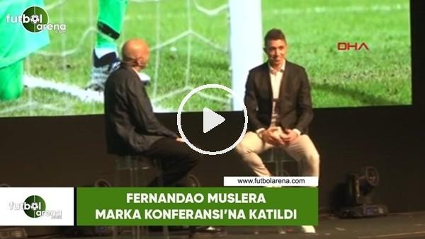 'Fernando Muslera, Marka Konferansı'na katıldı