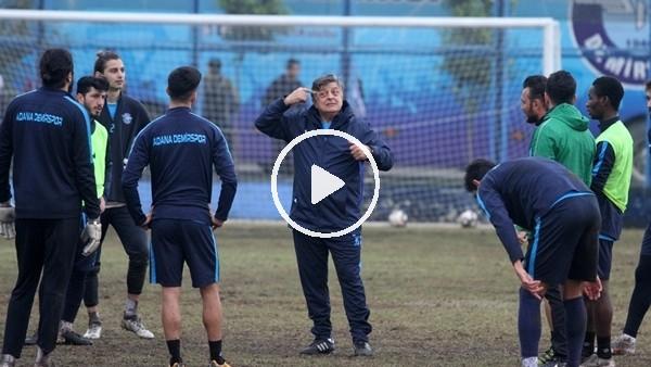 'Adana Demirspor'da hedef Giresunspor maçı