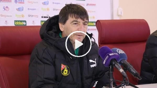 """'Orhan Çıkrıkçı: """"Futbolda oynanmadan maç kazanılmıyor"""""""