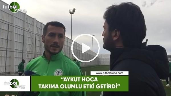 """'Adis Jahovic: """"Aykut Hoca takıma olumlu etki getirdi"""""""