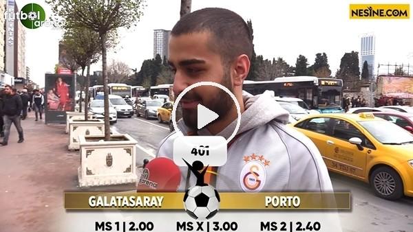 'Galatasaray - Porto maçı kaç kaç biter?
