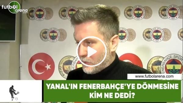 """'Volkan Demir: """"Ersun Yanal'ın başarılı olma ihtimali yüksek"""""""