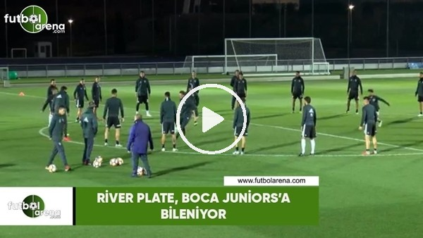 'River Plate, Boca Juniors'a bileniyor