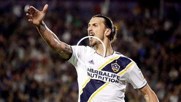 'Zlatan Ibrahimovic, LA Galaxy'de kaldı
