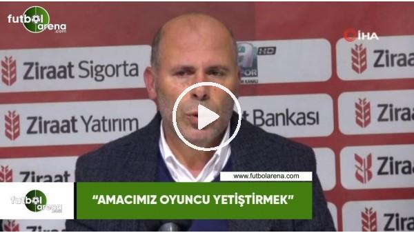"""Hamdi Zıvalıoğlu: """"Amacımız oyuncu yetiştirmek"""""""