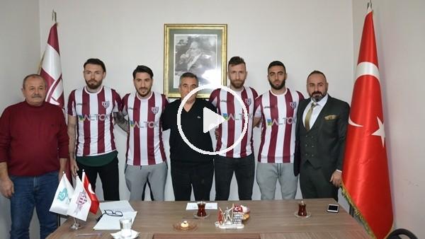 'Bandırmaspor ara transfere hızlı başladı