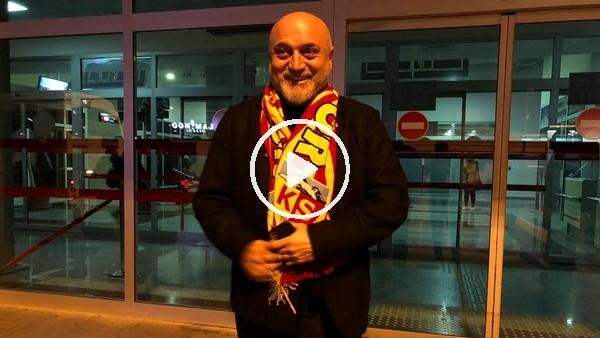 'Hikmet Karaman, Kayseri'ye geldi