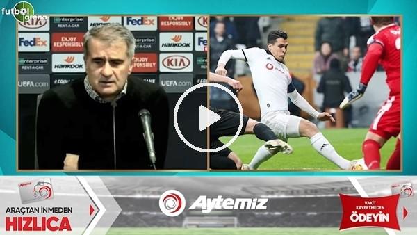"""'Şenol Güneş: """"Malmö mağlubiyetinin hiçbir sebebi olamaz"""""""