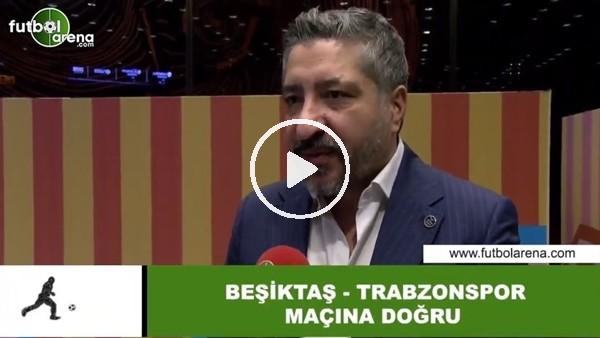 """'Serdar Sarıdağ: """"Trabzonspor kazanırsa ligin seyiri çok farklı bir hale gelir"""""""