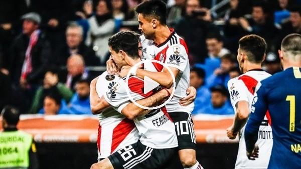 'River Plate, Libertadores Kupası'nın sahibi oldu