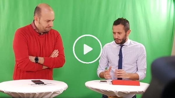 'FutbolArena TV'de Beşiktaş - Malmö devre arası yorumları
