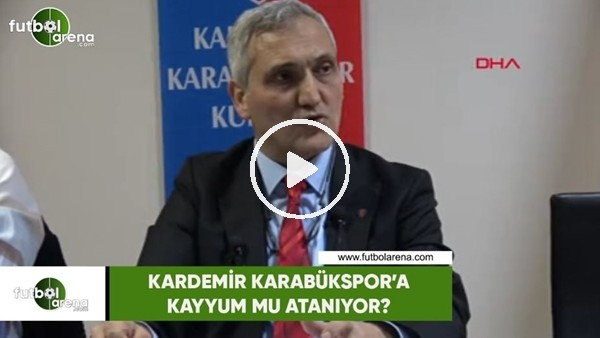'Kardemir Karabükspor'a kayyum mu atanıyor?