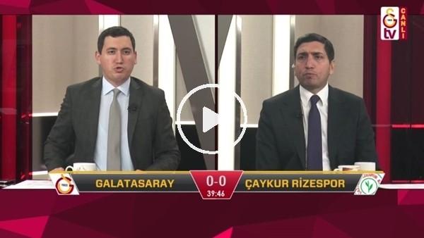 'Garry Rodrigues'in golünde GS TV spikerleri