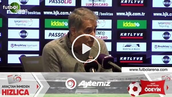 """'Şenol Güneş: """"Beşiktaş, beni göndermezse ben Milli Takım'a gitmem"""""""