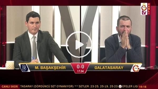 'İrfan Can Kahveci'nin golünde GS TV spikerleri