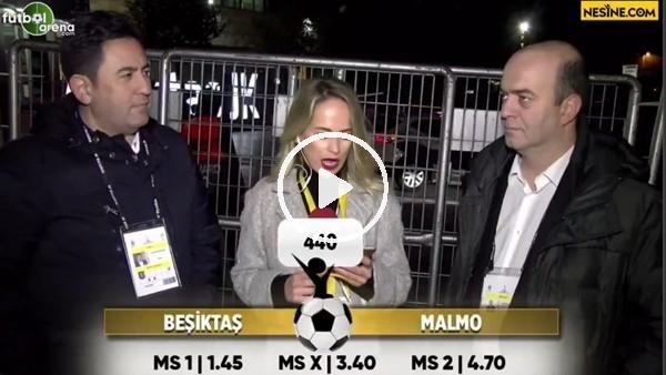 'Beşiktaş - Malmö maçı Nesine'de! TIKLA & OYNA