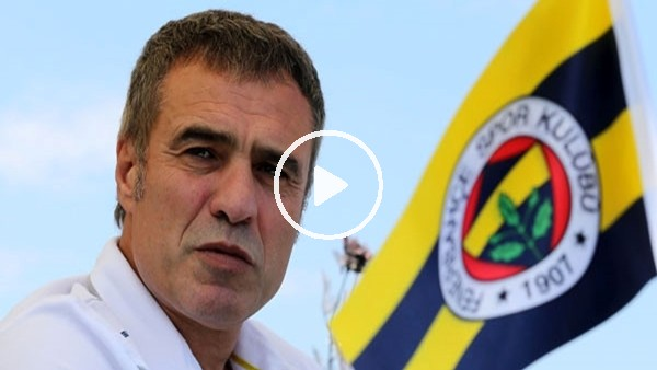 'Fenerbahçe, Ersun Yanal'ı video kliple duyurdu