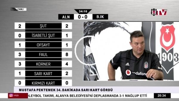 'BJK TV'de Fenerbahçe taraftarını kızdıran yorum